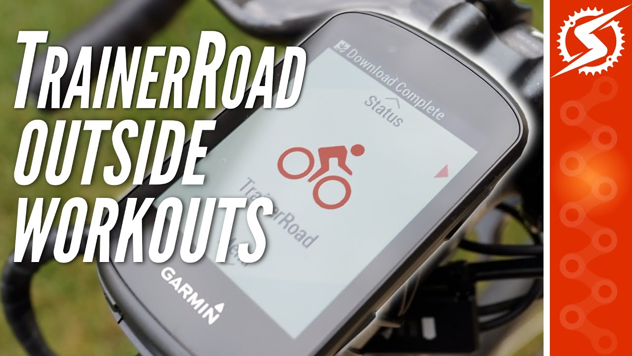TrainerRoad Outside Workouts: How to Enable and AutoSync To Garmin Edge