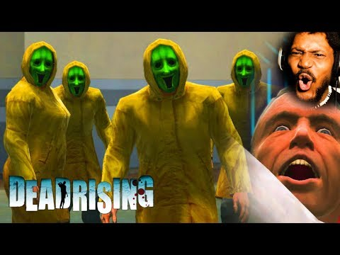 27 MINUTES OF WHY THIS IS THE BEST ZOMBIE GAME (Dead Rising Part 4)