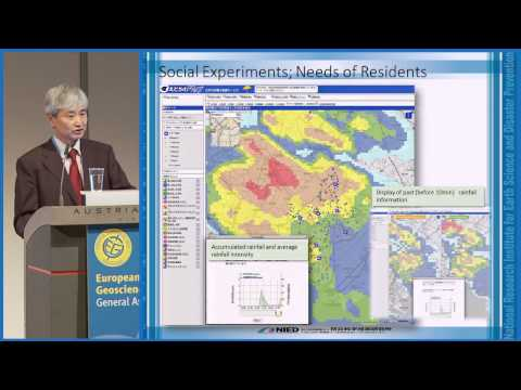 EGU2015: Geophysics and Resilience, what is at stake? (US3)