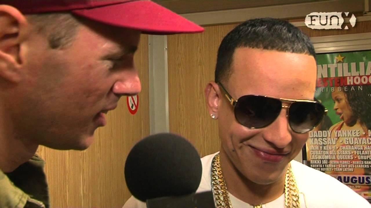 Daddy Yankee I Run My Own Business That S Why I Call Myself The Big Boss Youtube