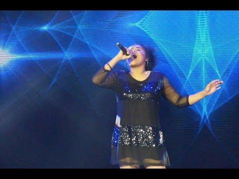 """维莉莎 Vanessa in Beijing  """"水立方杯"""" 华裔青少年中文歌曲大赛  - 我等到花儿也谢了] Cover"""