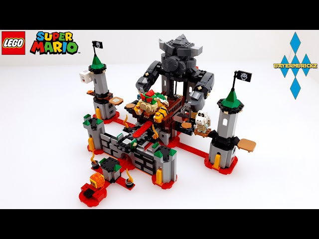 Lego Super Mario - 71369 Bowser's Castle / Schloss