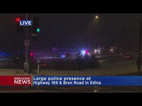 Multiple Police Agencies Respond To Incident In Edina