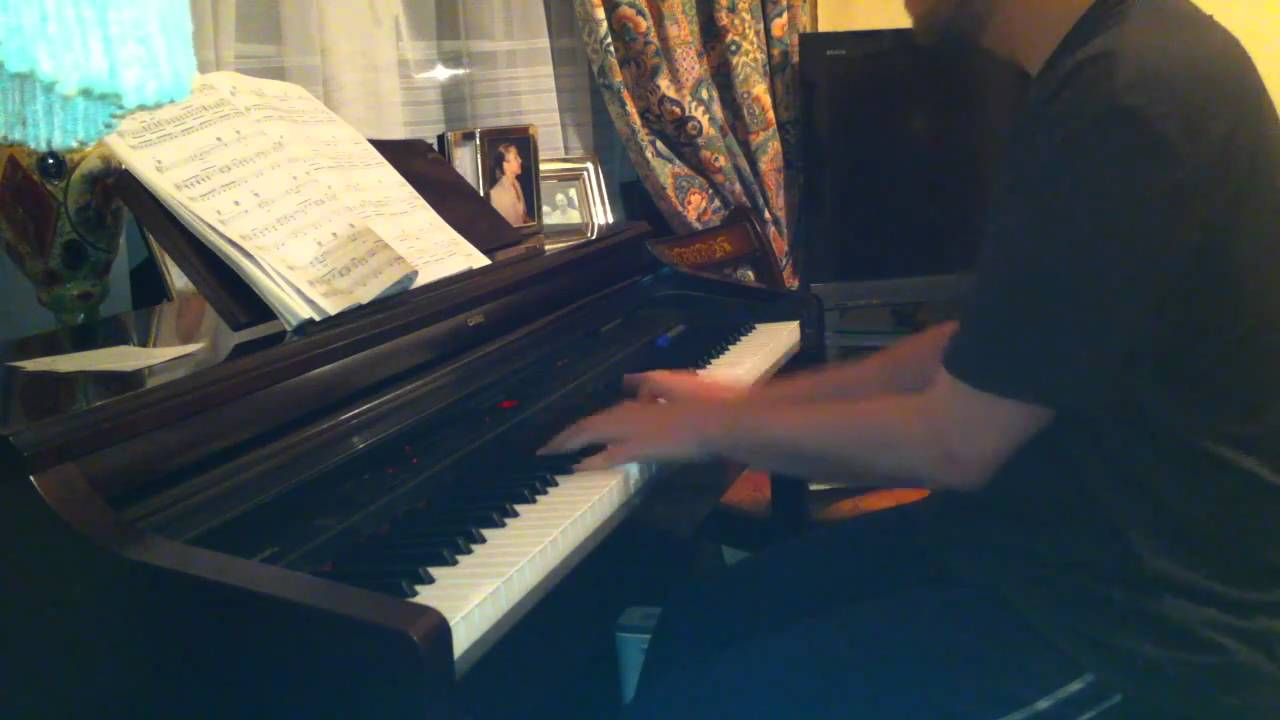 Good Heaven Forbid By The Fray   My Piano Cover Version In High Definition!