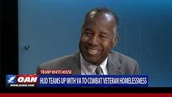 HUD teams up with VA to combat veteran homelessness