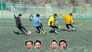 (ENG) Korean Shooting Battle - 한쿡살암보지마라요
