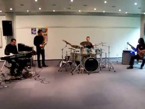 Montserrat Jeff Lorber Fusion featuring Lennart :)
