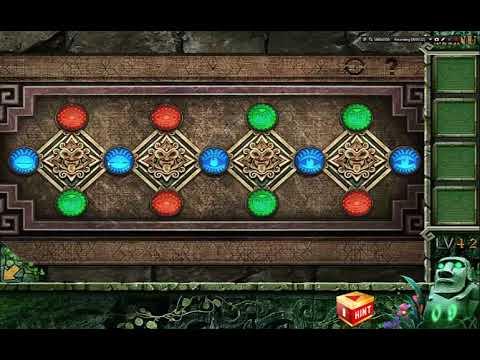 Can You Escape The 100 Rooms 9 Level 42 Walkthrough