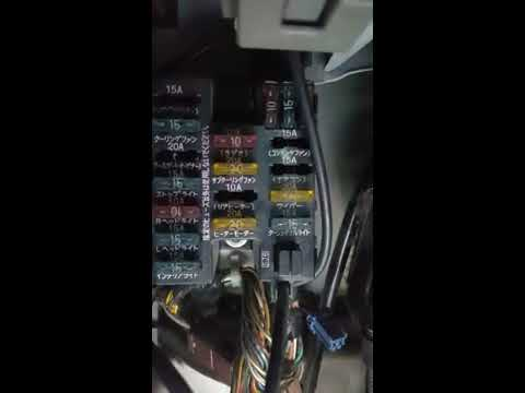Acty fuse box location and translation | Japanese Mini Truck ForumJapanese Mini Truck Forum