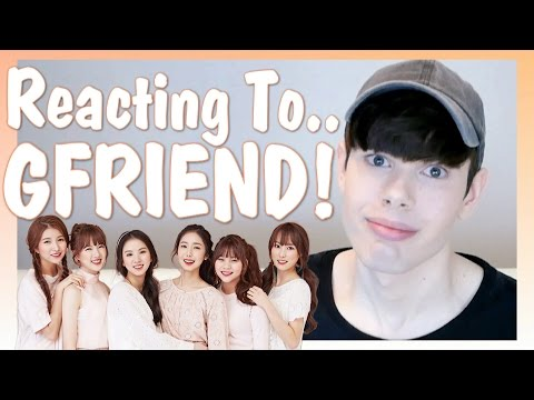 Reacting to GFRIEND I Dylan Jacob