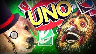 Kurczak i Pies, Dobrą Drużyną Jest || UNO