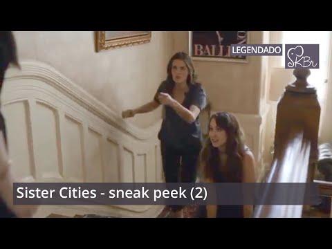 """Sister Cities"" - sneak peek 2: Stana Katic, Troian Bellisario, Michelle Trachtenberg"