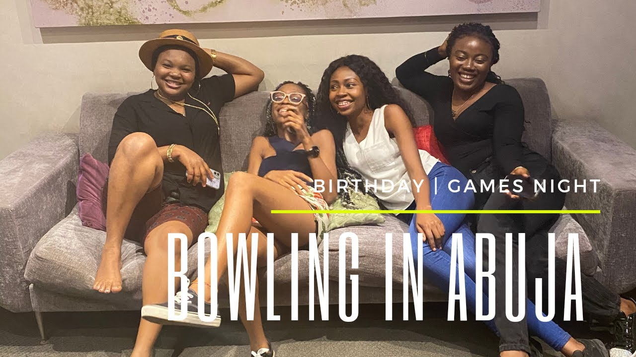 Abuja Bowling in the City