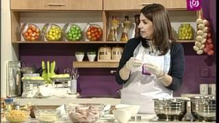 غادة التلي- الدجاج البروستيد - حلقة 22-3 جزء 1 | Roya