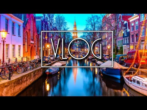 ►AMSTERDAM◄ Vlog #4 [by YagoGraphics]