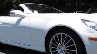 Mercedes-Benz SLK300 Diamond White Edition 2010 Videos