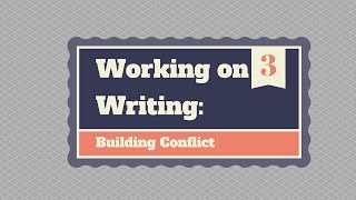 creative writing conflict