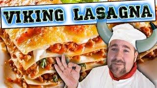 COOKING With AnderZEL E05 - Viking Lasagna