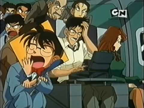 Detective Conan Latino Capitulo 43 4/4