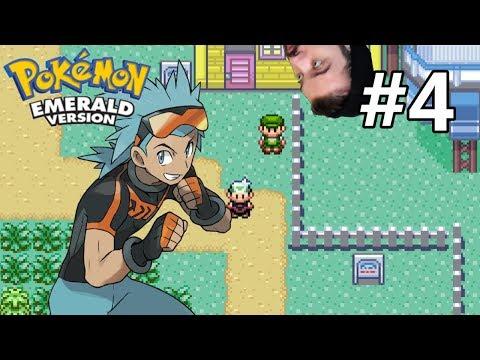 Český Let's play - Pokemon Emerald  - #4 Pořádná nakládačka