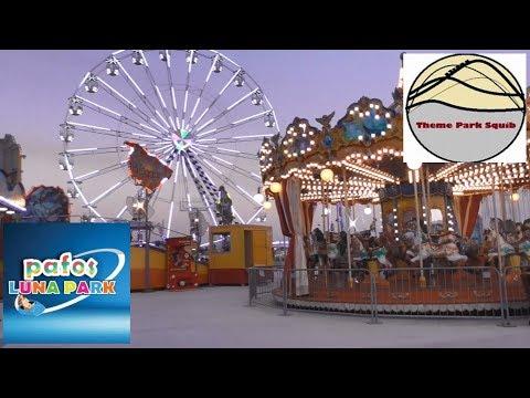 Pafos Luna Park - Paphos Cyprus -Theme Park Squib
