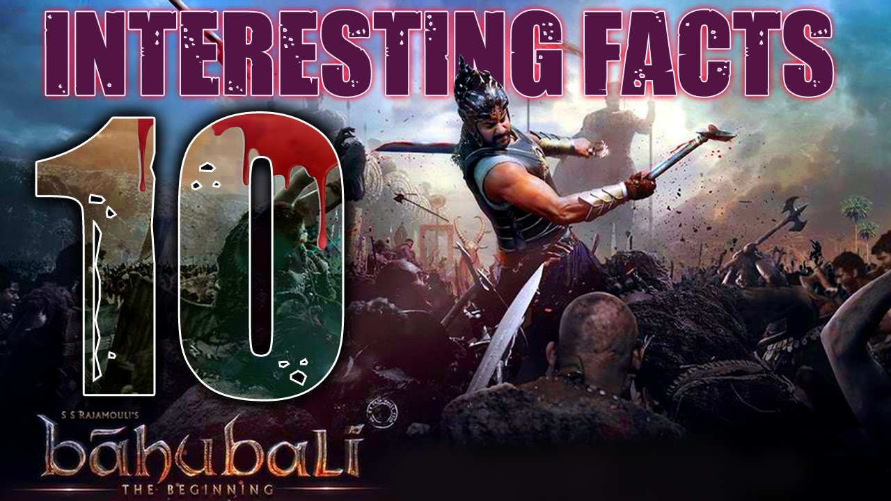 Latest Bollywood News - 10 Interesting Facts About Bahubali - Bollywood Gossips 2015