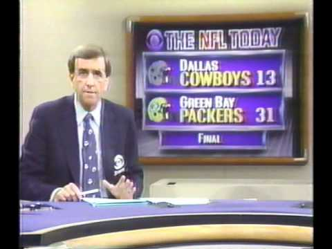 NFL 1989 Season - Week 5 Highlights - THE NFL TODAY (CBS)