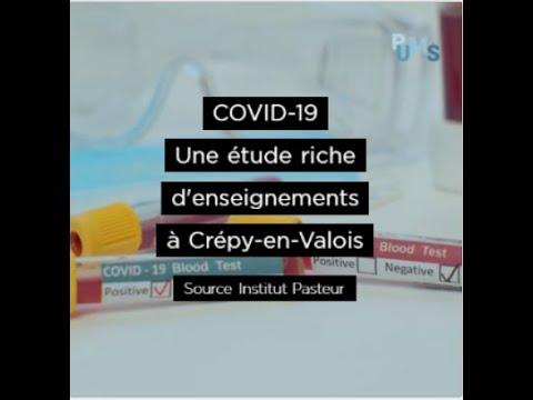 Coronavirus: les chiffres d'une étude française #Pour une meilleure santé
