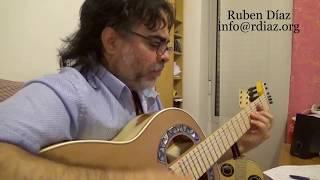 +50 extra chords extended Andalusian Cadence 15/De Lucia´s flamenco /Skype guitar lessons Ruben Diaz