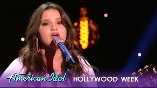 Madison Vanderburg: She WOWS The Judges Then Katy Perry Does What?! | American Idol 2019 thumbnail