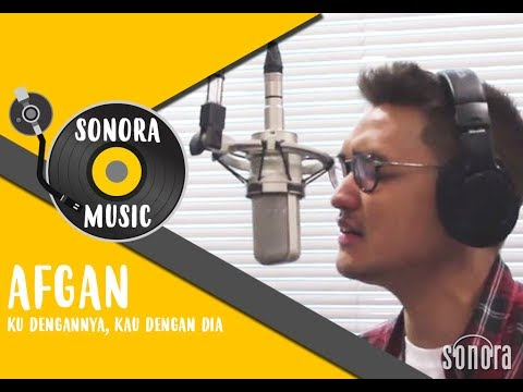 Afgansyah Reza - Ku dengannya Kau dengan Dia Live at Sonora FM 92