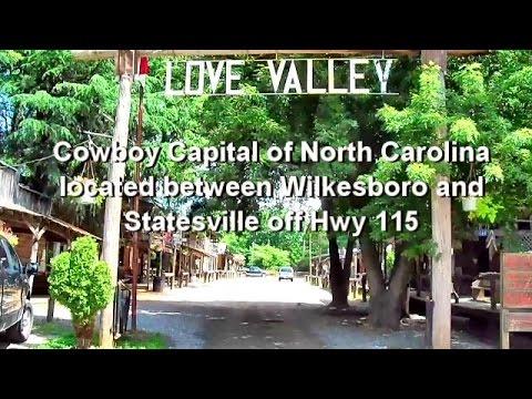 Love Valley, NC