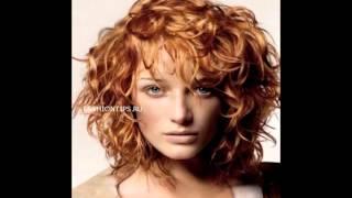 Объемные прически для волос средней длины. Фото