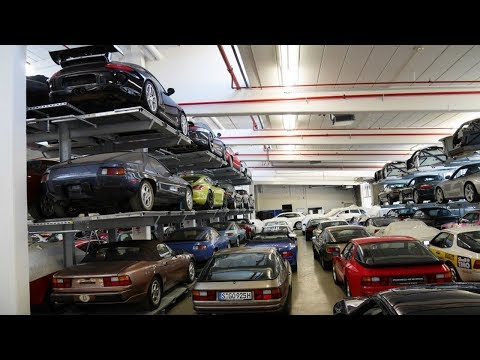 Porsche Museum Vault The Secret Collection You Have To See