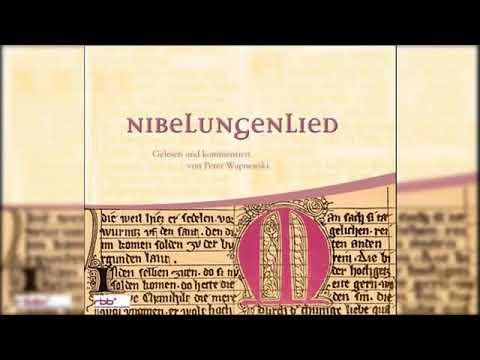 Hörbuch   Das Nibelungenlied von Peter Wapnewski   Hörbuch Komplett   Deutsch   2015