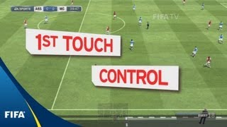 FIFA 13 tutorial: First touch control