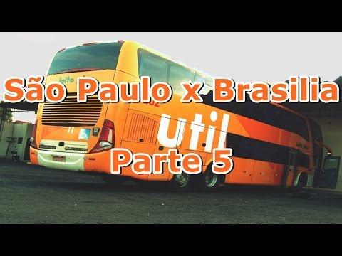 São Paulo - Brasília - UTIL - Trecho 5 (Uberaba à Catalão)