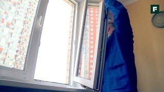 Установка пластикового окна в панельном доме. Монтаж подоконника и откосов