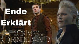 Phantastische Tierwesen 2: Grindelwalds Verbrechen - Das Ende erklärt! | Sherlock Stories