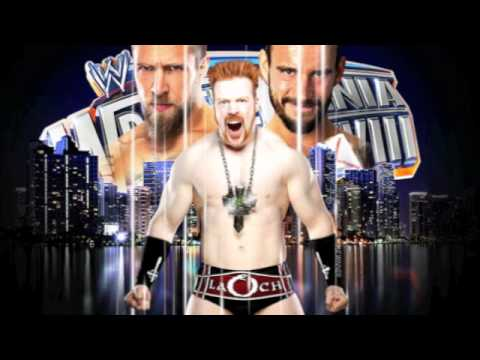 Wwe Wrestlemania 28 Voices In The Air Mp3 14