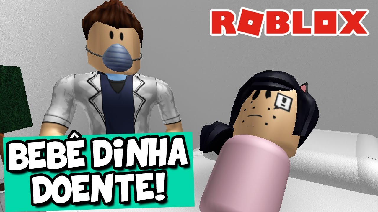 Roblox Construindo Um Hospital Roblox Hospital Fomos Parar No Hospital Roblox Hide And Seek By Dois Marmotas