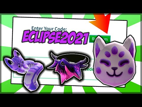 *10 Codes!?* ALL Roblox Promo Codes 2021! March