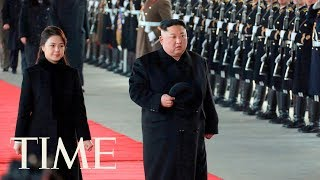 North Korea Confirms Kim Jong Un Is Visiting China Ahead Of A Possible Second Trump Summit | TIME