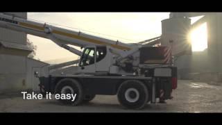 Liebherr - The Safe Alternative: Liebherr Rough Terrain Cranes