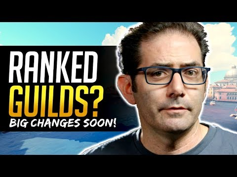 Overwatch Guilds and LFG Soon? - Big Changes this summer thumbnail
