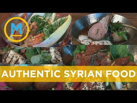 How this Syrian restaurant is making people rethink Middle Eastern food | Your Morning