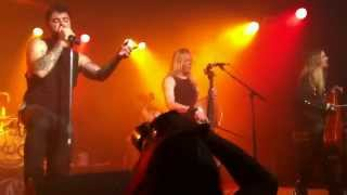 "Apocalyptica -  ""Cold Blood"" Live in Seattle 5- 29 -15"