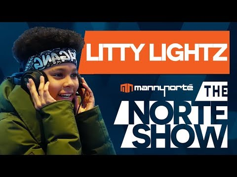 Litty Lightz Talks Being A 13-Year-Old Rapper, His New EP & More With Manny Norte