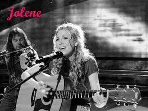 Клип Brooke White - Jolene