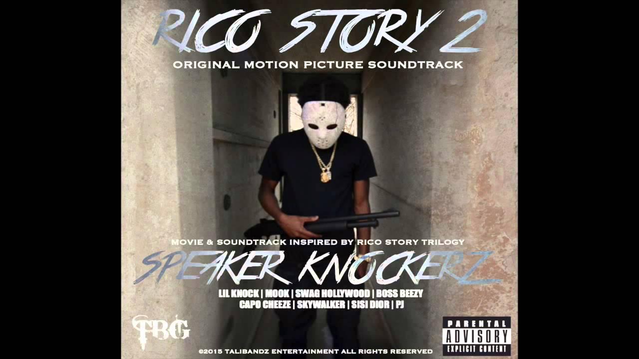 Speaker Knockerz - Rico Story 10 (Audio) #RS10